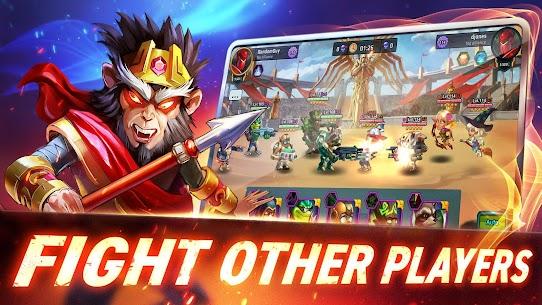 Battle Arena: Heroes Adventure – Online RPG 3