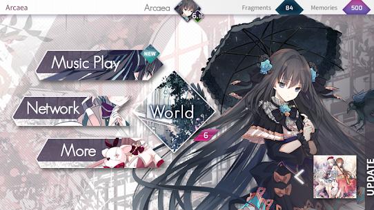 Arcaea – New Dimension Rhythm Game 2