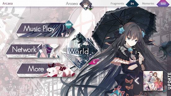 Arcaea - New Dimension Rhythm Game Mod