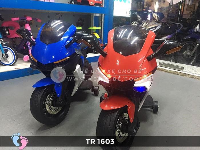 Xe moto điện thể thao Yamaha TR1603 1