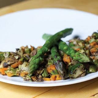 Roasted Vegetable Medley.