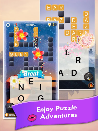 Word Crossy - A crossword game 2.0.22 screenshots 10