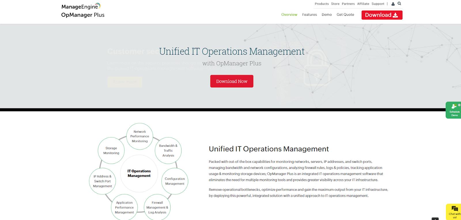 Network Flow Analyzer - ManageEngine OpManager Plus