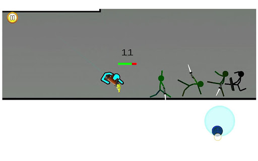 Code Triche Stickman Battle Supreme - Stickman Warriors 2020 mod apk screenshots 3