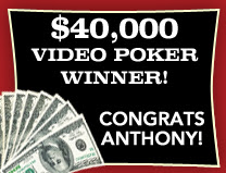 Photo: Congratulations Anthony!