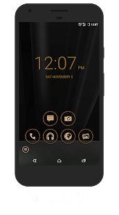 24K Round Icon Pack- screenshot thumbnail
