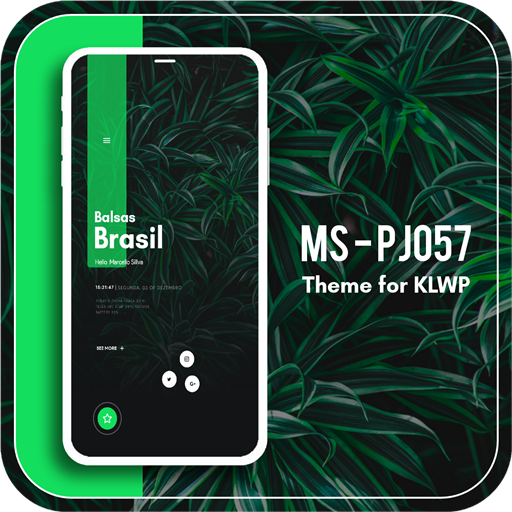MS - PJ057 Theme for KLWP APK Cracked Download