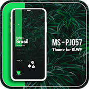 MS - PJ057 Theme for KLWP