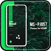 MS - PJ057 Theme for KLWP Icon
