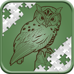 Puzzles for adults animals for PC and MAC