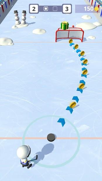 Happy Hockey! Android App Screenshot
