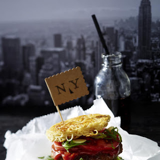 New York Ramen Burger