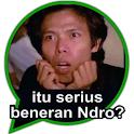 Wa Sticker Meme Warkop Lucu Stickers WaStickerApp icon