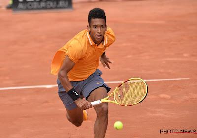 Canadees toptalent en verliezende finalist in Lyon geeft verstek voor Roland Garros