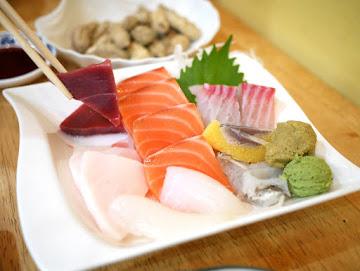 名屋超低溫生魚片
