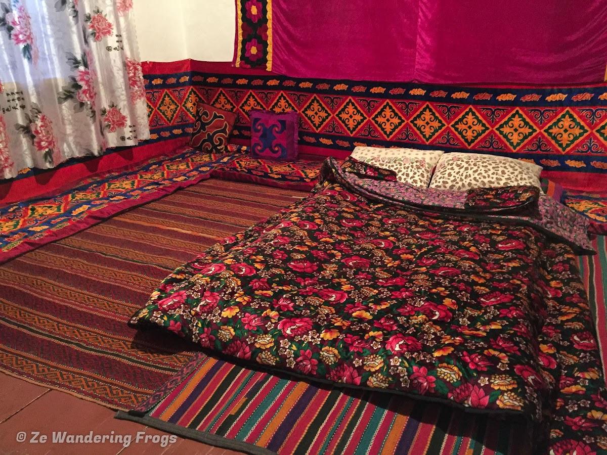 Travel to Tajikistan Pamir Highway and Wakhan Corridor // Pamir Accommodation Tajikistan Style
