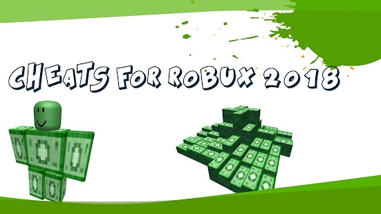 Tips for Robux and Roblox 2018 - náhled