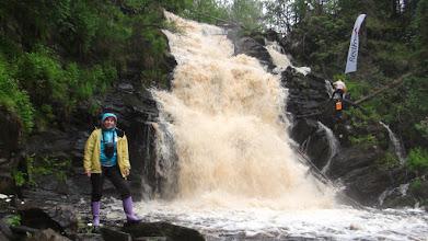 Photo: У водопада