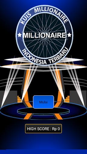 Kuis Milioner Indonesia 1.0.0 screenshots 1