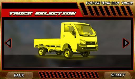 玩免費模擬APP|下載ミニローダートラックシミュレータ app不用錢|硬是要APP