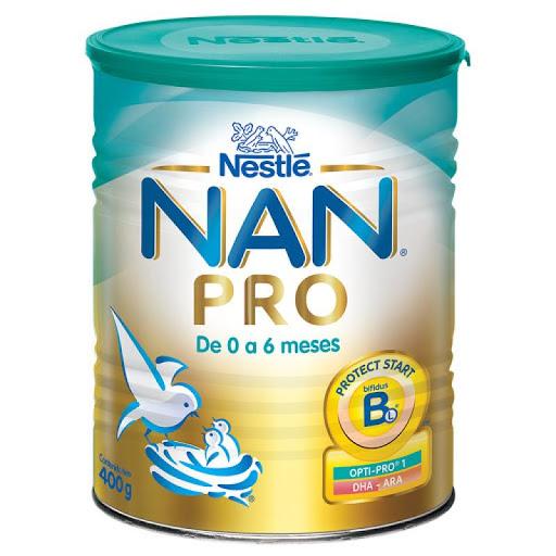 Formula Nan Pro 1 Inicio