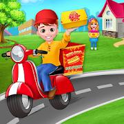 Street Food Delivery Boy: Hot Dog Maker