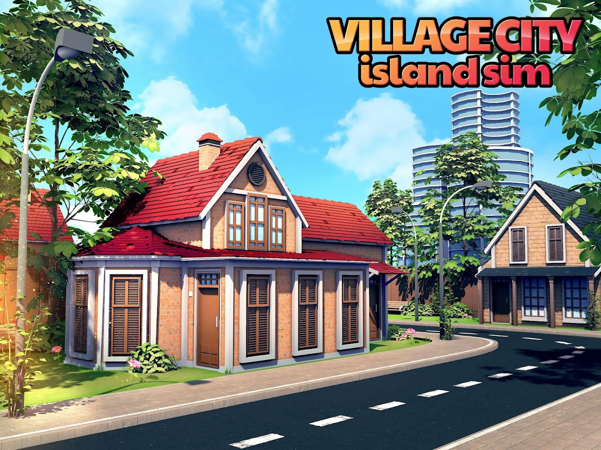 Village City - Island Sim: Build Virtual Town Game- screenshot