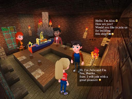 Terra Craft: Build Your Dream Block World modavailable screenshots 15