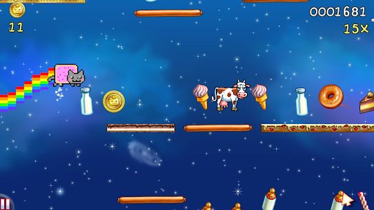 Nyan Cat: Lost In Space Mod Apk 1