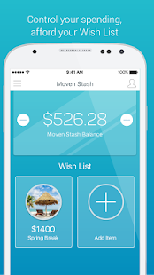 Moven - Smart Finances- screenshot thumbnail