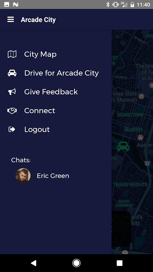 Arcade City- screenshot