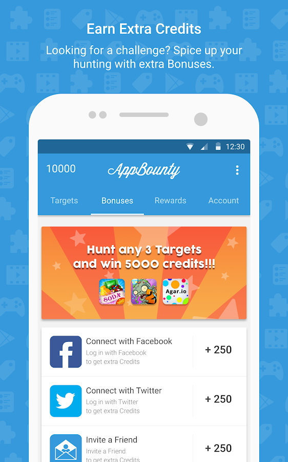AppBounty – Free gift cards- screenshot