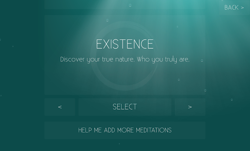 Meditation Game- screenshot thumbnail