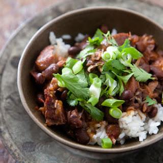 Feijoada, Brazilian Black Bean Stew.