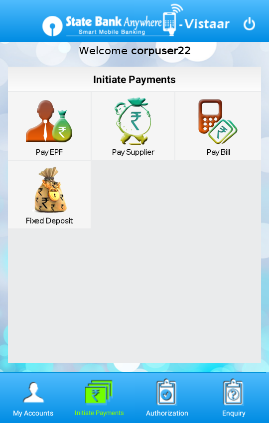 how to change user id in sbi