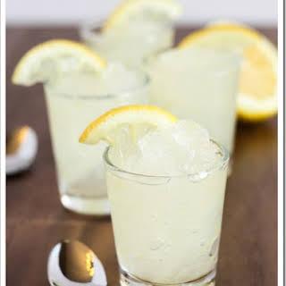 Vodka Lemonade Slush.