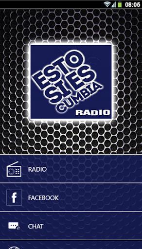 RADIO ESTO SI ES CUMBIA screenshot 1