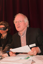 Photo: Josef de Witte from the Center for Equal Opportunities and Opposition to Racism in Belgium