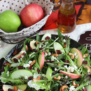 Cranberry Peach Salad Recipes