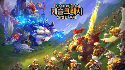 Castle Clash: uc6a9ub9f9ud55c ubd80ub300  screenshots 11