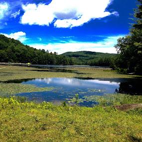 Lake Abenaki by Bronagh Marnie - Instagram & Mobile iPhone