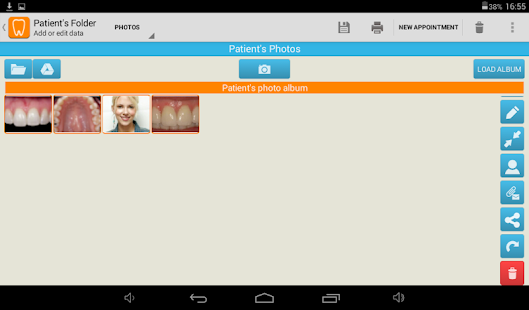 Cusp Dental Office DEMO- screenshot thumbnail