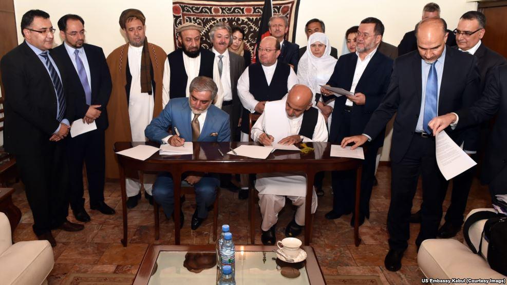 خطاب به پشتون ها:  حق خويش را بخواهيد!  فقط رياست جمهوري، بسنده نيست