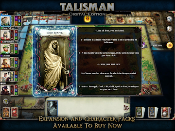 Talisman Screenshot 10