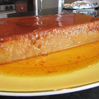 Chef Ron Bilaro'S Cream Cheese Leche Flan Recipe