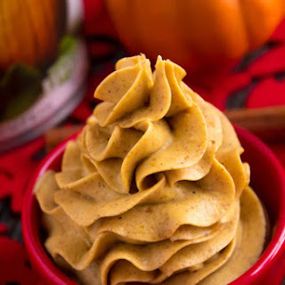 Whipped Pumpkin Spice Honey Butter.