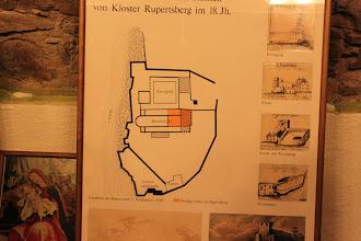 Photo: Klosterområdet på Rupertsberg