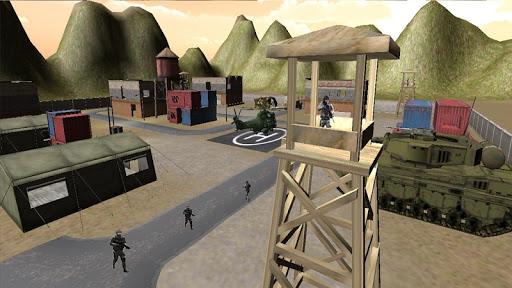 無料动作Appの軍の戦闘の衝突|記事Game