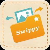 写真や画像を簡単整理♪-写真整理アプリSwippy♡