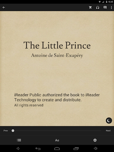 iReader 7.0.1 screenshots 8